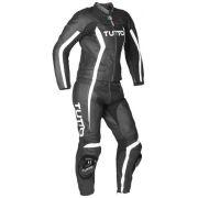 Macacão Tutto Moto Racing Lady Feminino - OFERTAÇO - Ganhe: Protetor de Coluna Tutto Combat