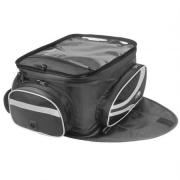 Bolsa para tanque Tutto Moto TB01 - 12LT Expansível e Magnética (Bolsa Traseira)