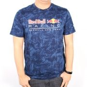 Camiseta RedBull STYFR-RBR ALLOVER TEE Total Eclipse Puma Oficial