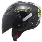 Capacete AGV BLade Celebre 8 Black (Valentino Rossi)