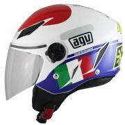 Capacete AGV Blade Valentino Heart - Oficial Valentino Rossi