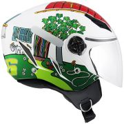 Capacete AGV Blade House Valentino Rossi