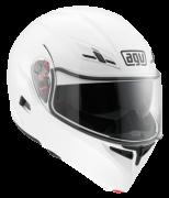 Capacete AGV Numo Evo Branco - Escamoteável