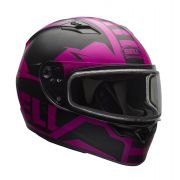 Capacete Bell Qualifier Momentum Matte Snow Pink