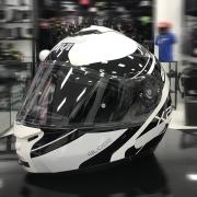 Capacete Givi X21 Globe - Black/White