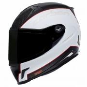 Capacete Nexx XR2 Carbon Branco (Carbono)