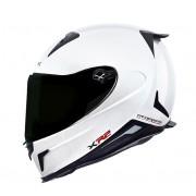 Capacete Nexx XR2 Plain Branco Tri-Composto