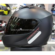 Capacete Nolan N64 Sport Flat Black SuperOferta