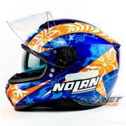 Capacete Nolan N87 Petrucci Oficial C/ Viseira Solar (Ganhe Pinlock + Touca Balaclava)