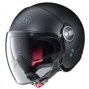 Capacete Nolan Visor N21 Flat Black Cor 10 (Com Óculos interno) - SuperOferta - Blade