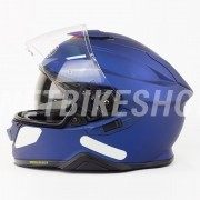 Capacete Shoei GT-Air II Matte Blue C/ Viseira Solar