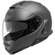 Capacete Shoei Neotec 2 matt deep grey - Escamoteável