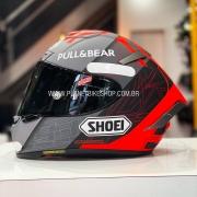 Capacete Shoei X-Spirit III Marc Marquez Replica TC-1 Concept 2 (X-fourteen)