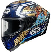 Capacete Shoei X-Spirit III Motegi 3 Replica TC-1 (X-fourteen)