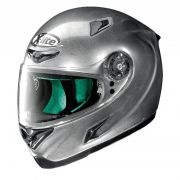 Capacete X-Lite X-802RR Ultra Carbon Start Scratched Chrome