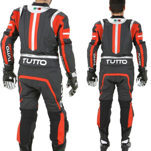 Macacão Tutto Moto Racing 2 pçs Vermelho - Pronta Entrega  - Planet Bike Shop Moto Acessórios