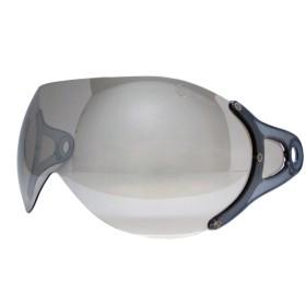 Viseira Nexx X60 Vision - Prata   - Planet Bike Shop Moto Acessórios