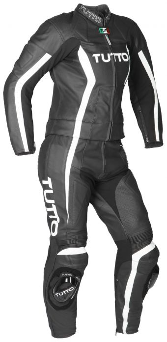 Macacão Tutto Moto Racing Lady Feminino - OFERTAÇO - Ganhe: Protetor de Coluna Tutto Combat  - Planet Bike Shop Moto Acessórios