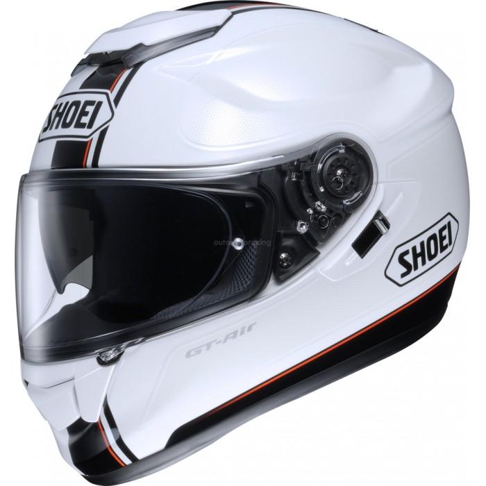 Capacete Shoei GT-Air Wanderer TC-6 - Pronta Entrega  - Planet Bike Shop Moto Acessórios