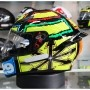 Capacete AGV K-1 Andrea Ianone 2013 Oficial  (k-1 - COM + 1,00 LEVE JUNTO A TOUCA BALACLAVA)