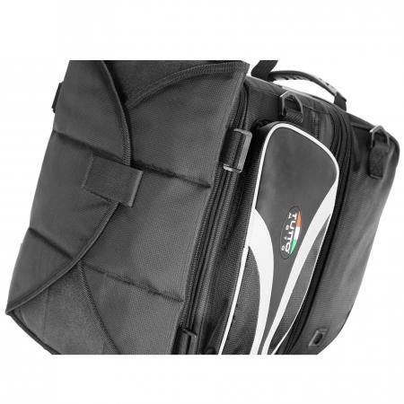 Bolsa Tutto Moto TB03 para tanque/traseira - 18LT Magnética (Mochila) - Ofertaço  - Planet Bike Shop Moto Acessórios