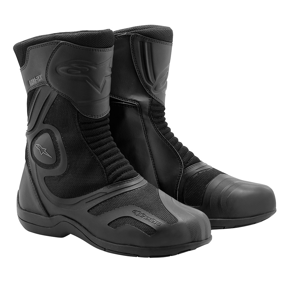 Bota Alpinestars Air Plus V2 GORE-TEX XCR  - Planet Bike Shop Moto Acessórios