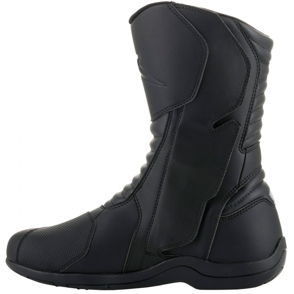Bota Alpinestars Origin Drystar Black  - Planet Bike Shop Moto Acessórios