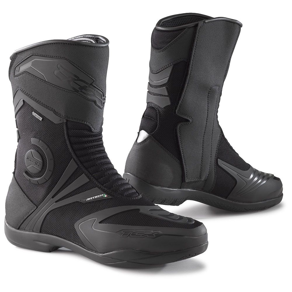 Bota TCX Air Tech EVO GTX  - Planet Bike Shop Moto Acessórios