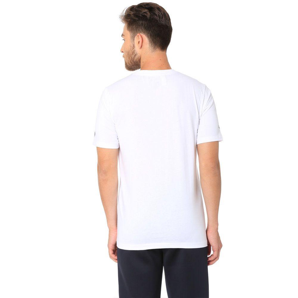 Camiseta Bmw Mms Logo Branco 18  - Planet Bike Shop Moto Acessórios