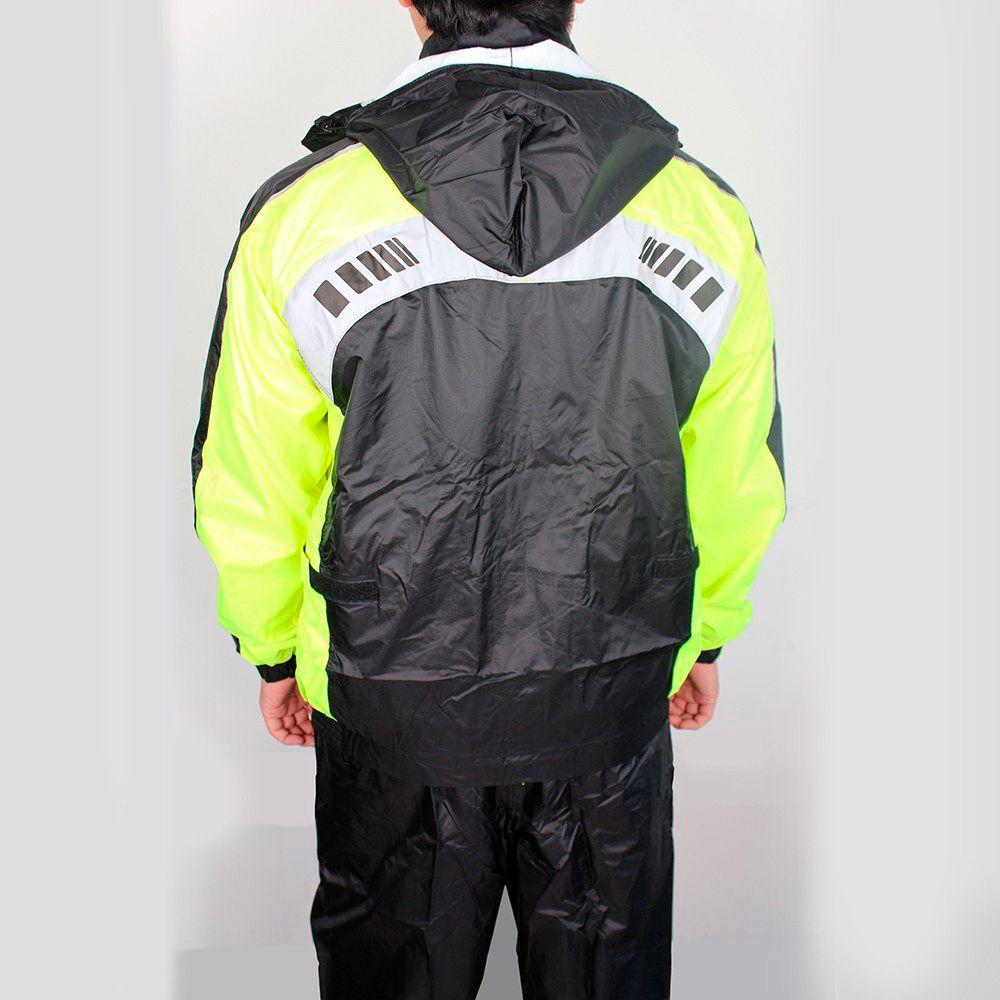 Capa de chuva Givi Prime Nylon  - Planet Bike Shop Moto Acessórios