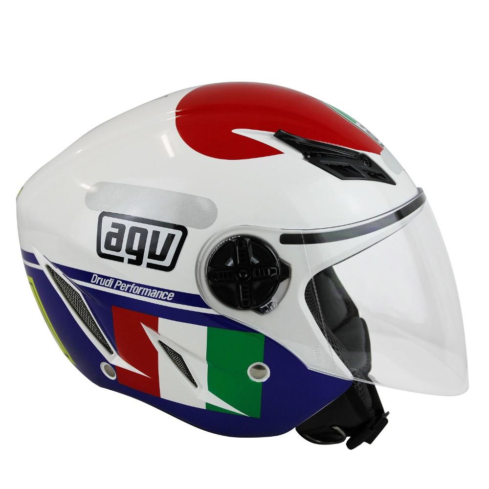 Capacete AGV Blade City Blade Valentino Heart   - Planet Bike Shop Moto Acessórios