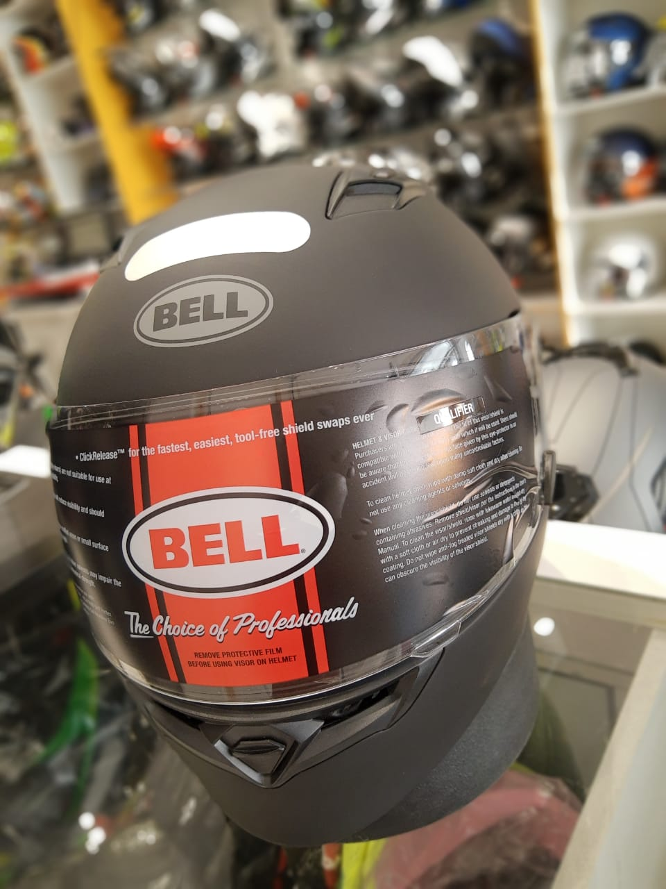 CAPACETE BELL QUALIFIER SOLID MATT BLACK  - Planet Bike Shop Moto Acessórios