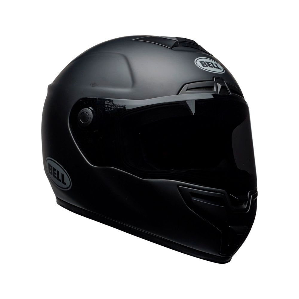 CAPACETE BELL SRT PRETO FOSCO (FECHADO)  - Planet Bike Shop Moto Acessórios