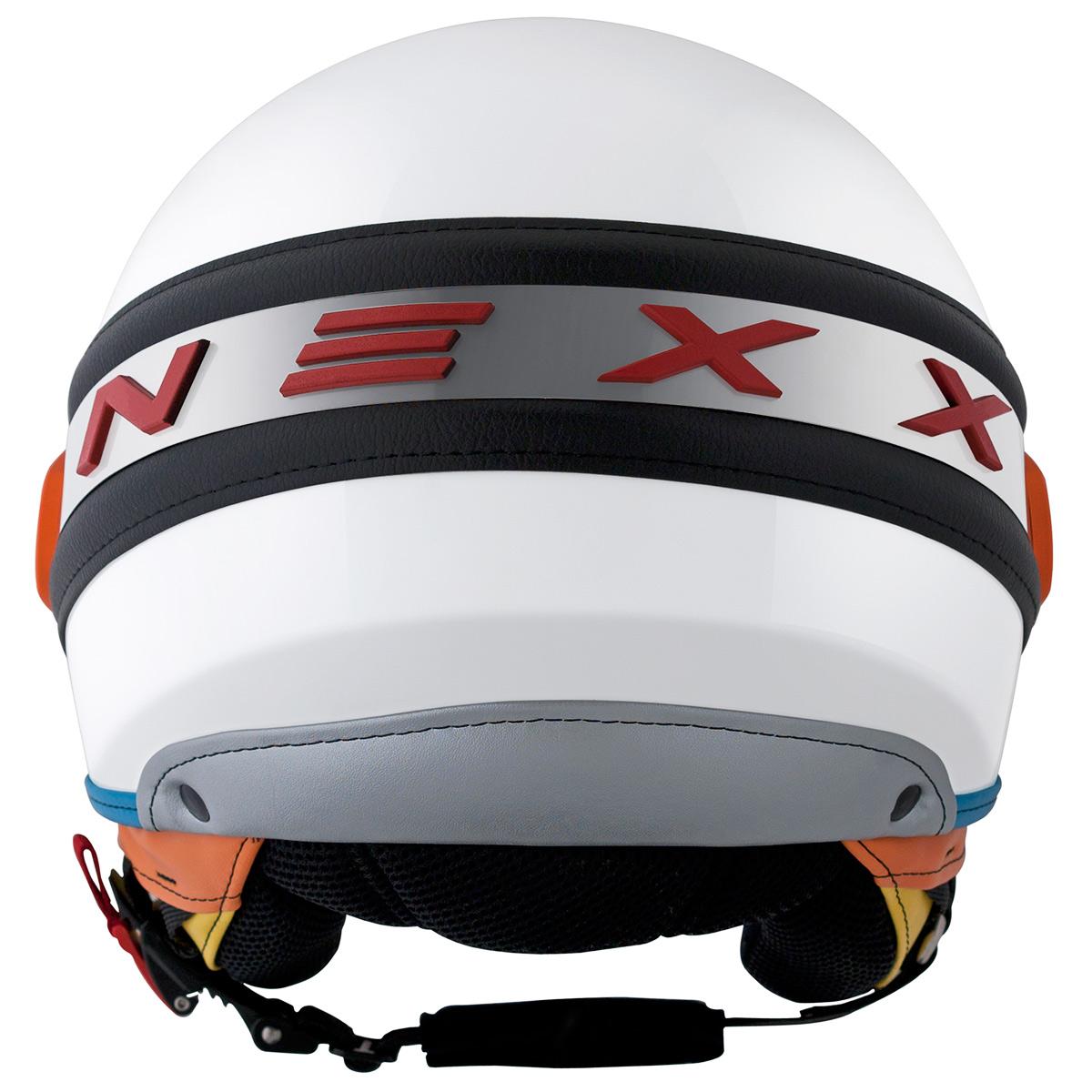 Capacete Nexx X60 Ice Pulp Vegas - Aberto  - Planet Bike Shop Moto Acessórios