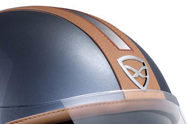 Capacete Nexx X70 Groovy Titanium Camel  Aberto   - Planet Bike Shop Moto Acessórios