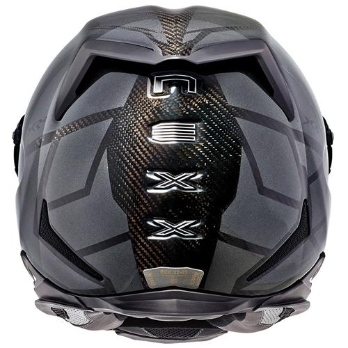 CAPACETE NEXX XR2 PHANTOM Carbon   - Planet Bike Shop Moto Acessórios