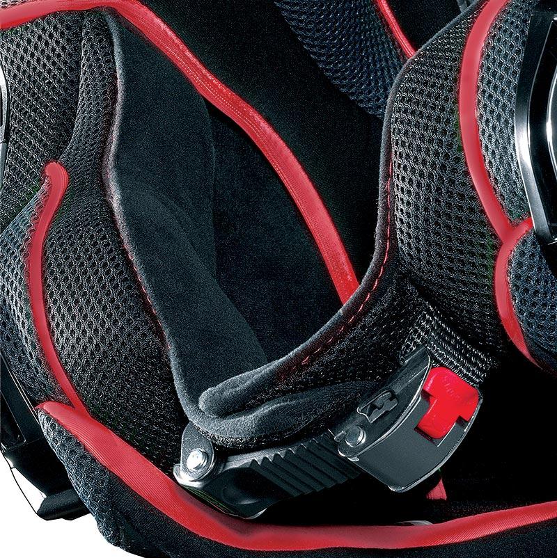 CAPACETE NOLAN N104 ABSOLUT CLASSIC - BRANCO - Ganhe Balaclava Exclusiva!  - Planet Bike Shop Moto Acessórios