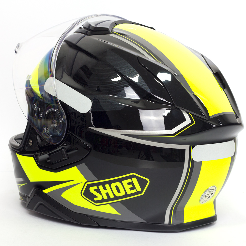 Capacete Shoei GT Air II Affair TC-3 C/ Viseira Solar - Lançamento 2019  - Planet Bike Shop Moto Acessórios