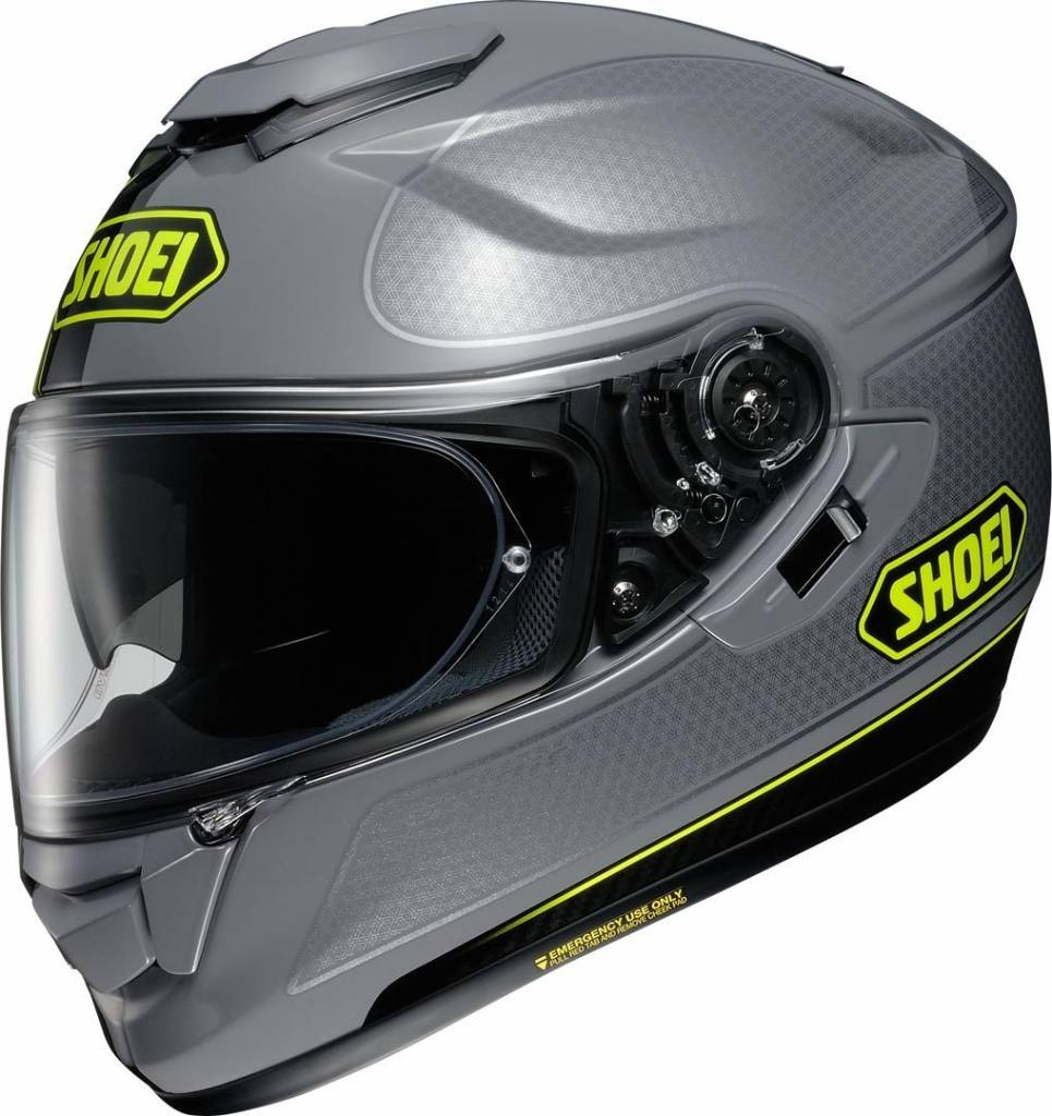 Capacete Shoei GT-Air Wanderer TC-10 - Grey - C/ Viseira Interna