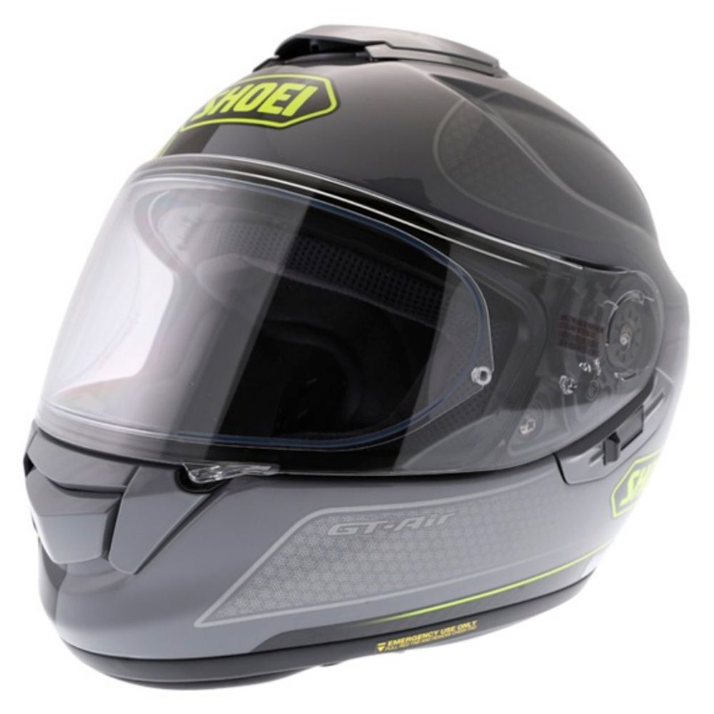 Capacete Shoei GT-Air Wanderer TC-10 Grey C/ Viseira Interna  - SuperOferta - Planet Bike Shop Moto Acessórios