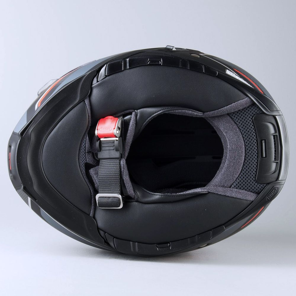 Capacete Shoei Neotec 2 Excursion TC-5 Escamoteável   - Planet Bike Shop Moto Acessórios
