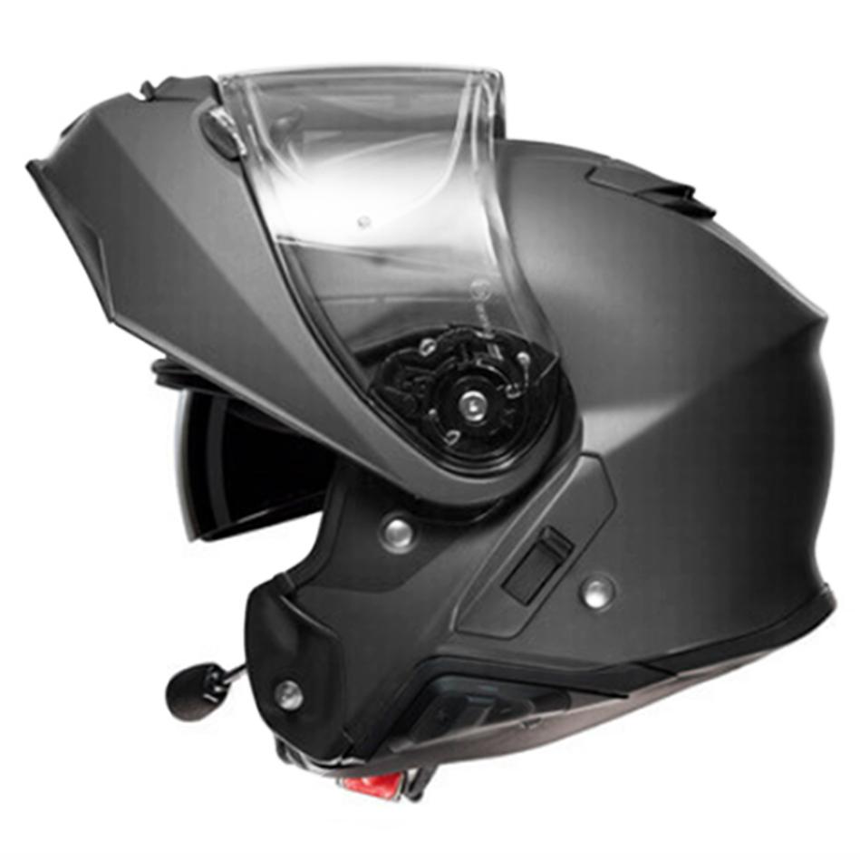 Capacete Shoei Neotec 2 matt deep grey - Escamoteável  - Planet Bike Shop Moto Acessórios