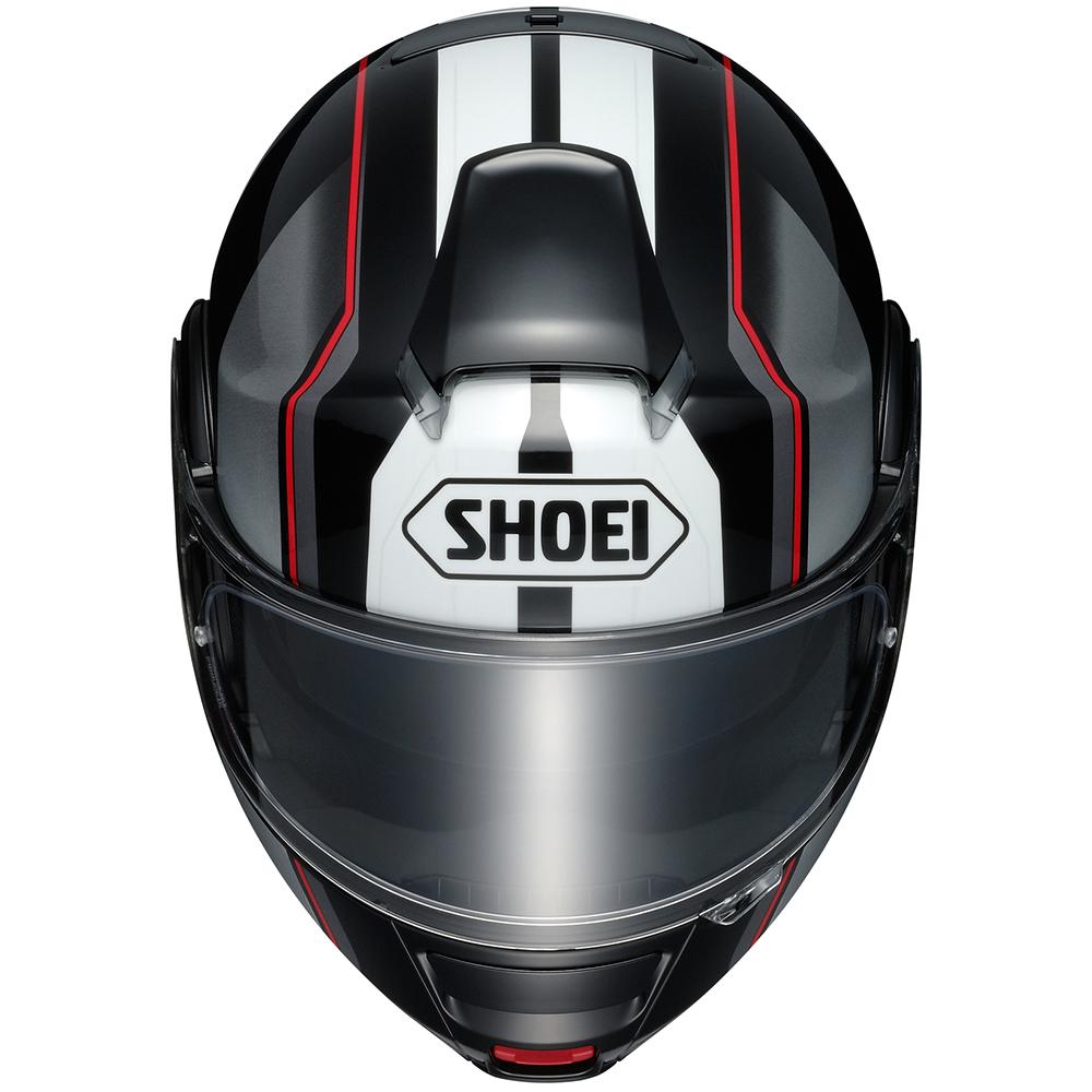 Capacete SHOEI Neotec Imminent TC-5 Cinza Brilho   - Planet Bike Shop Moto Acessórios