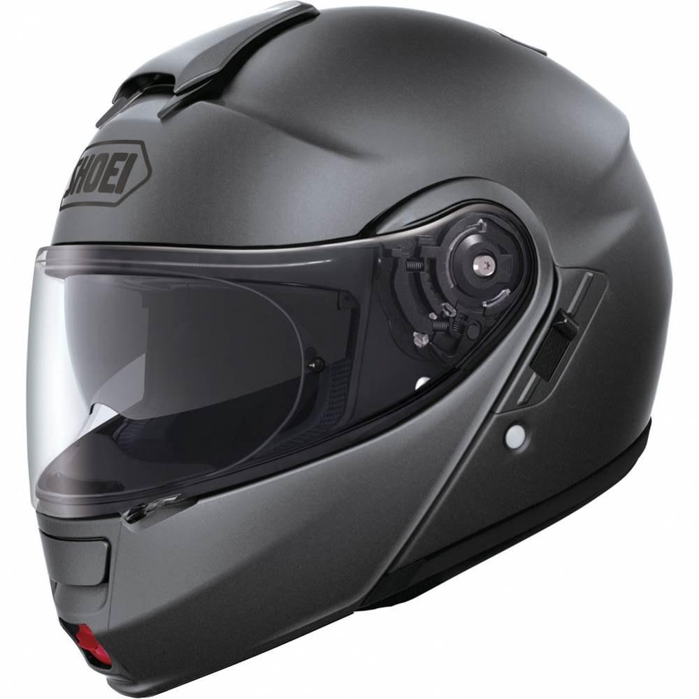 Capacete SHOEI Neotec Matt Deep Grey (escamoteável)