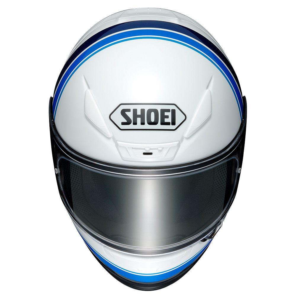 Capacete Shoei NXR Philosopher TC-2 - Lançamento   - Planet Bike Shop Moto Acessórios