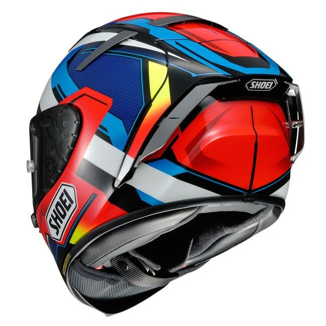 Capacete Shoei X-Spirit III Brink (X-FOURTEEN)   - Planet Bike Shop Moto Acessórios