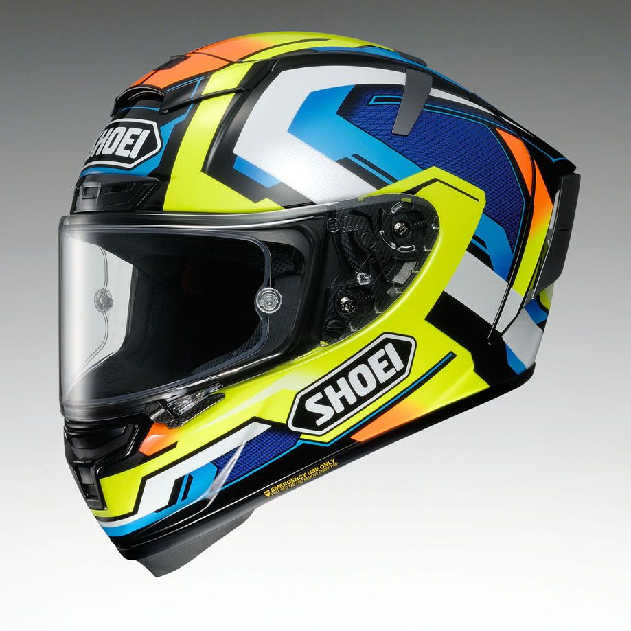 Capacete Shoei X-Spirit 3 Brink TC-10