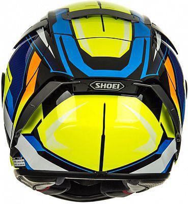 Capacete Shoei X-Spirit III Brink TC-10 (X-FOURTEEN)   - Planet Bike Shop Moto Acessórios