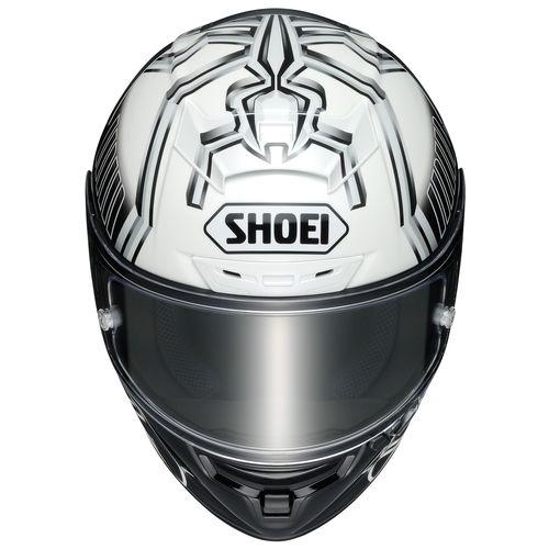Capacete Shoei X-Spirit 3 Marc Marquez TC-6  - Planet Bike Shop Moto Acessórios
