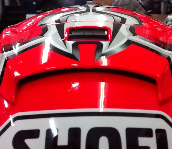 Capacete Shoei X-Spirit III Marquez 4 TC-1 (X-FOURTEEN)   - Planet Bike Shop Moto Acessórios